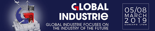 GLOBAL INDUSTRIE 2019